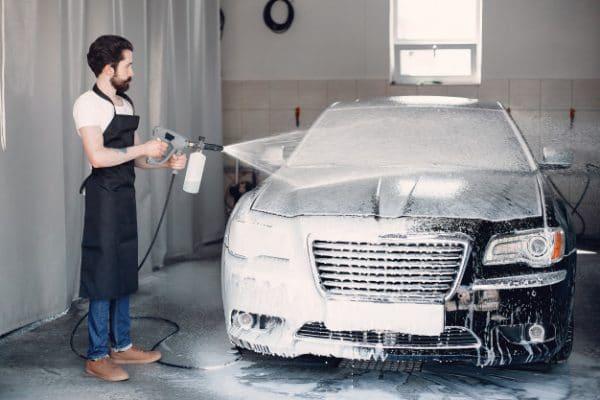 ข้อควรระวังในการล้างรถที่คาร์แคร์