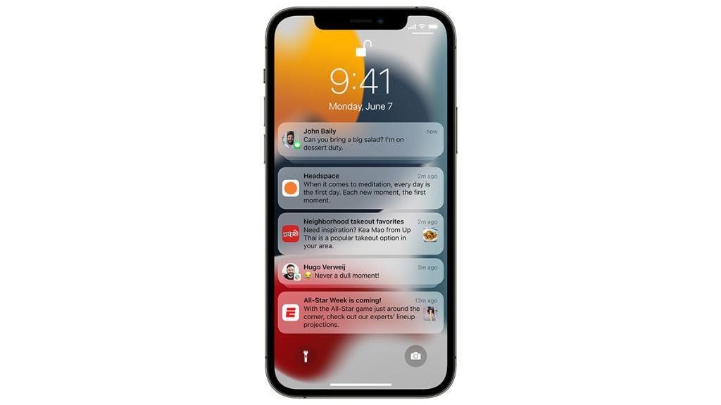 iOS 15 อัพเดตใหม่ปิดช่องโหว่ Face ID